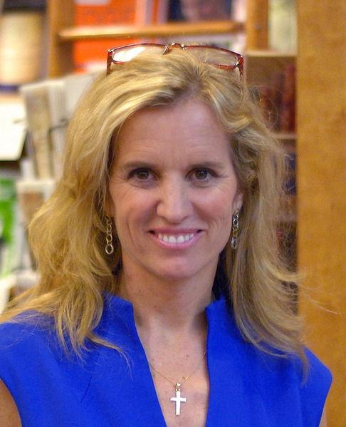 Kerry Kennedy at the Harvard Bookstore in Cambridge, Massachusetts