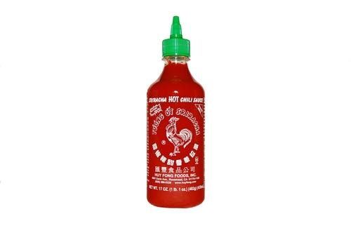 Sriracha is the most popular hot sauce made by Huy Fong Foods, Inc.
