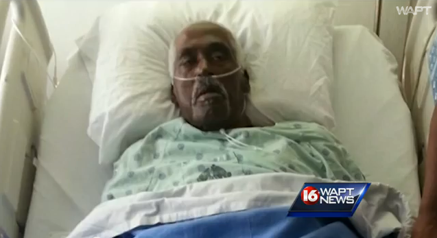 Walter Williams wakes up alive and kicking inside body bag at funeral home