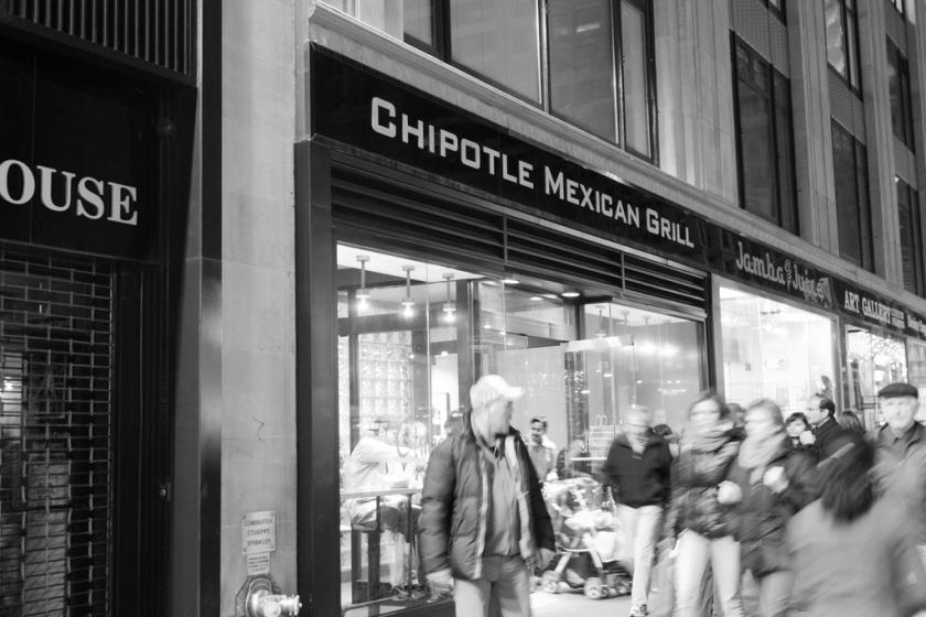 Chipotle Warns Of Global Warming's Affects On Food