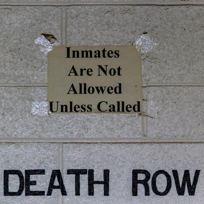 Oklahoma Executions Delayed As State Searches For Lethal Injection Drugs