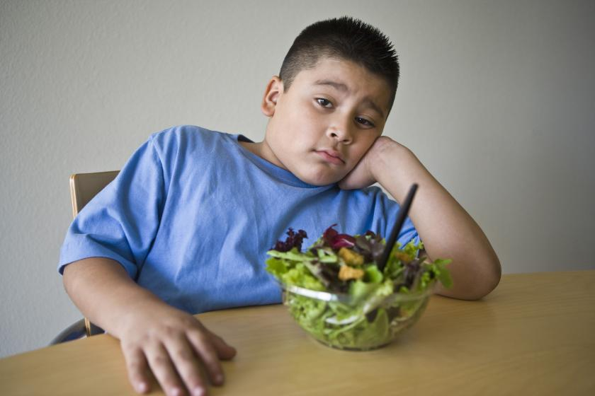 Severely Obese Children Growing In Number