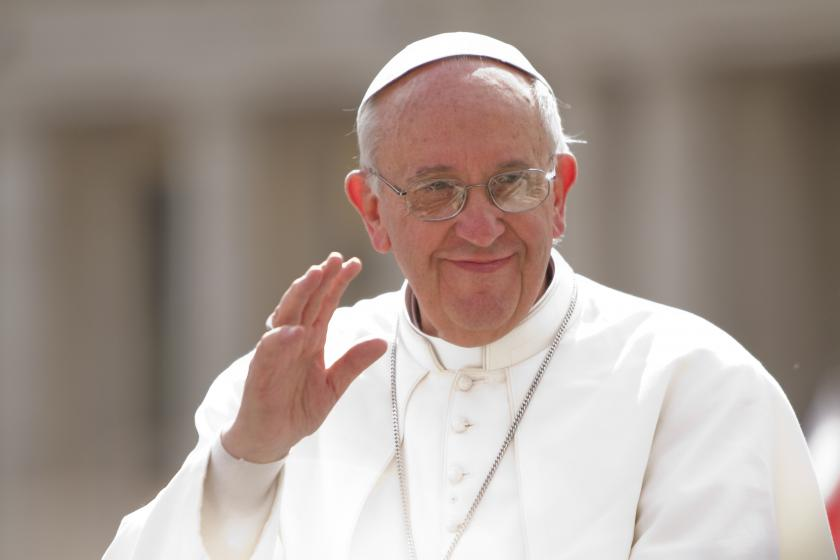 Pope Francis speaks about sexual abuse