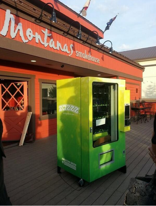 pot vending machine