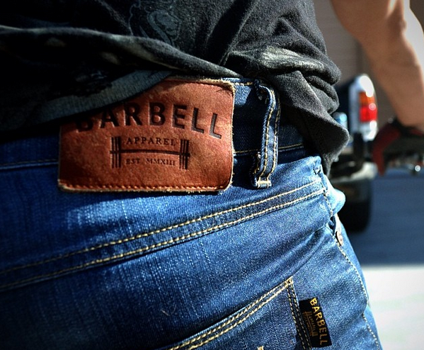 Barbell Apparel creates jeans for all body types