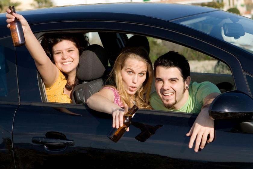 Teen Drinking and Driving