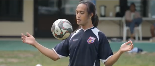 World's first transgender professional soccer player to play in a World Cup qualifier