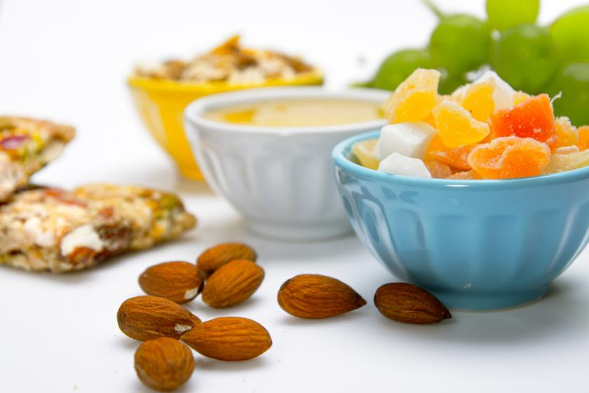 Energy-Boosting Snacks