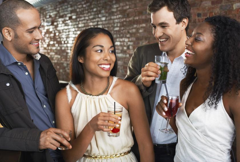 How Social Drinking Can Keep You Out Of Trouble