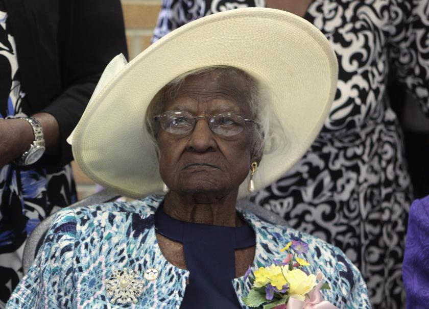 Oldest Person In America Turns 115-Years-Old