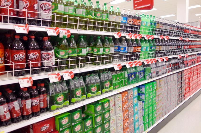 Soda Companies May Have To Use Warning Labels, Expert Agrees
