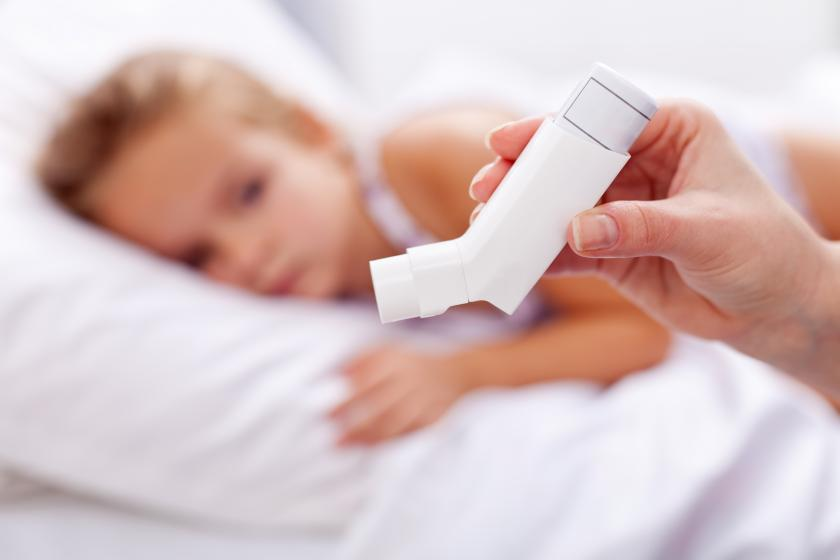 Kids With Genetic Variant Respond Poorly To Inhalers
