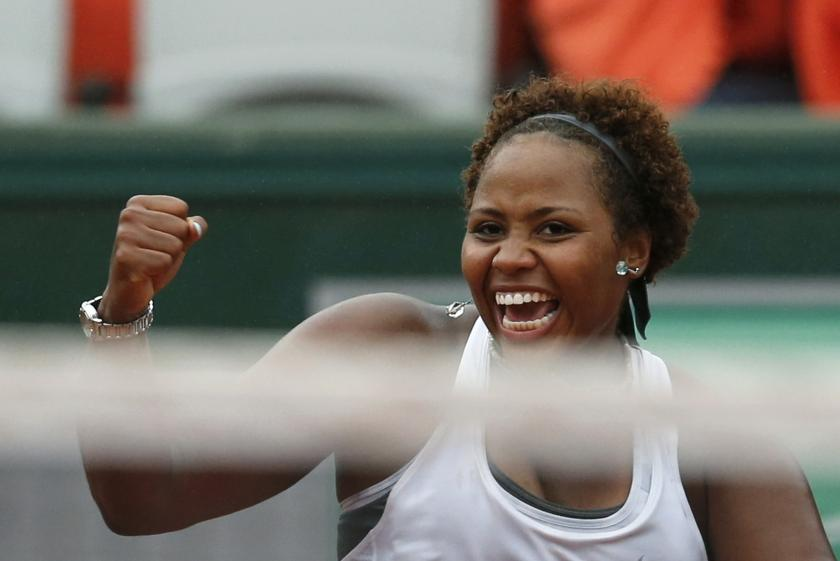 Taylor Townsend's Huge Victory At French Open Quiets Critics Of Her Weight