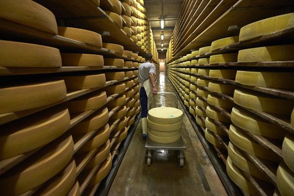 Cheese-Aging