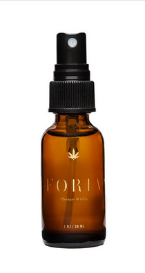 Foria marijuana-infused sex lube