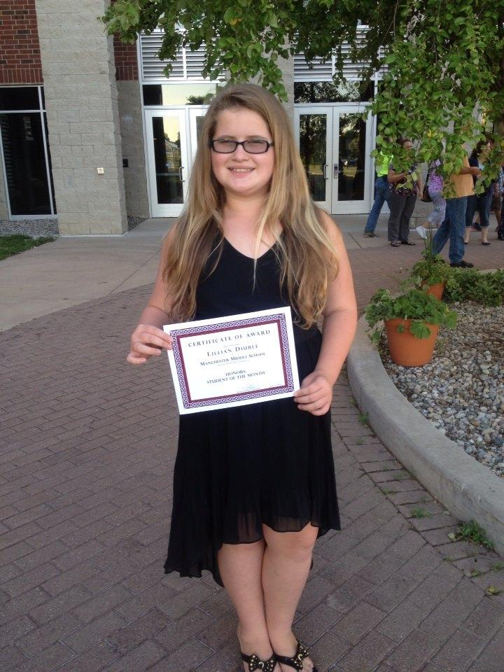 11 Year Old Facing Blindness From Usher Syndrome Raises