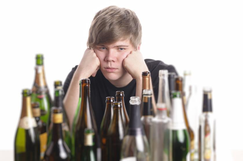 Teenage Binge Drinking Causes Narrowed Down To 40 Variables