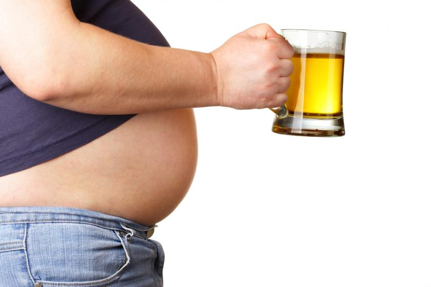 Medical Terminology Relates To Food, Such As Beer Bellies