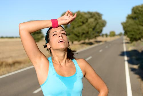 Heat Stroke Kills More Runners Than Heart Problems