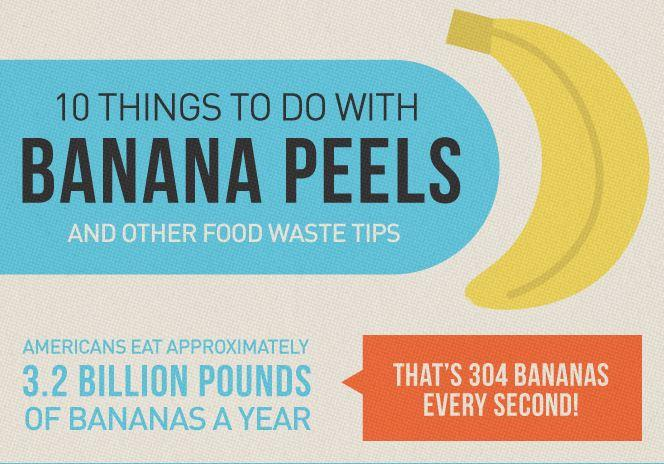 Banana Peels Have Benefits You'd Never Think Of