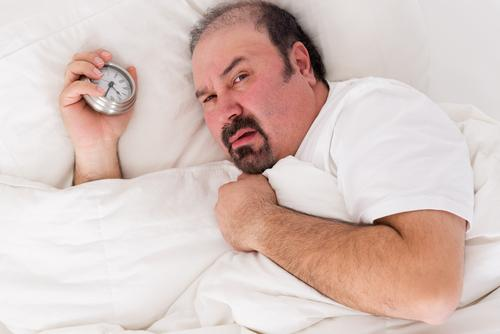 Patients With Sleeping Problems May Have Serious Condition