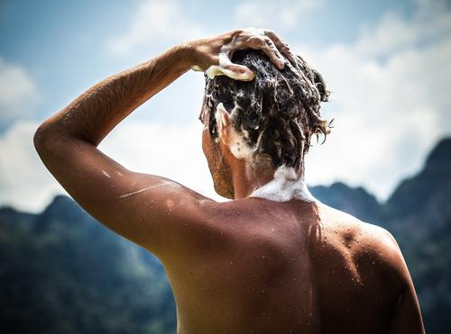 Shampoo Ingredients May Be Decreasing Testosterone