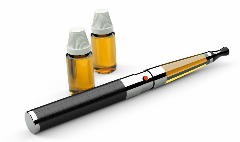 Side effects to the electronic cigarette
