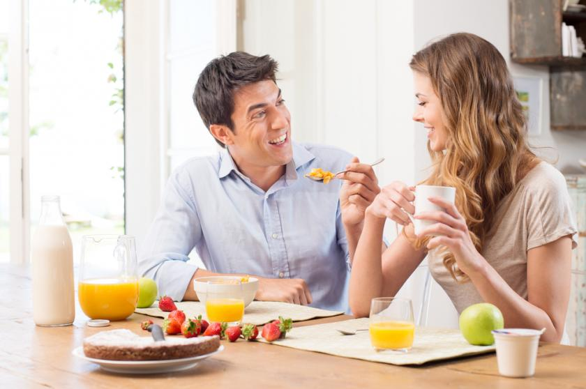 how to eat progressively smaller meals