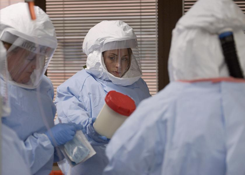 A general overview of ebola a rare and deadly disease