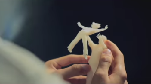 d printer recreates touchable memories helps blind people see  3d printer recreates touchable memories helps blind people see and feel their past again