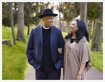 Rev Run and Wife Justine Spread Diabetes Awareness