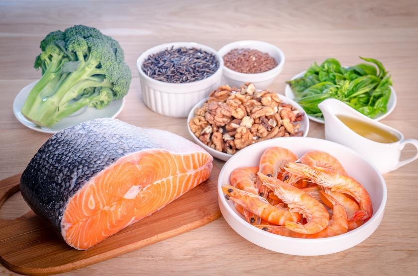 Omega-3s Are Key To Brain Health But Under Eaten