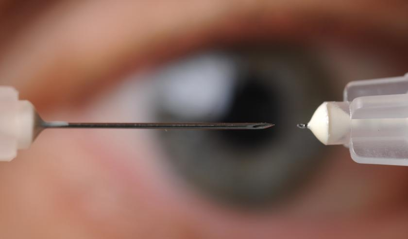 Microneedles For Glaucoma Deliver Drugs Straight Into The