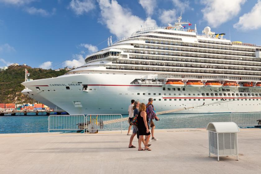 Norovirus Sickens People Aboard Cruise Ship Crown Princess - Which cruise ships have had norovirus outbreaks