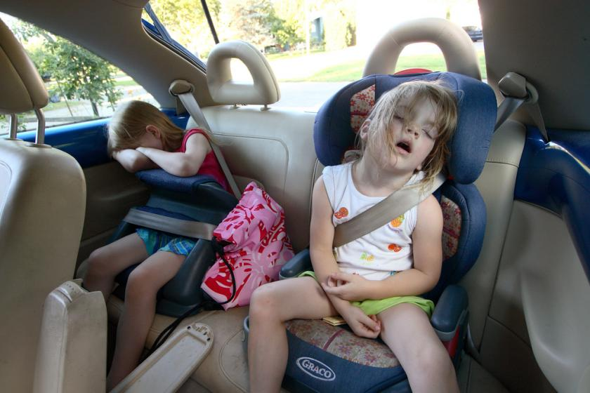 what age toddlers stop napping