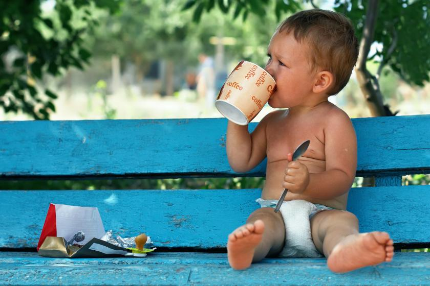 Baby Coffee Dangers