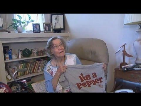 Dr. Pepper Is The Secret To 104-Year-Old Woman's Long Life, She Says