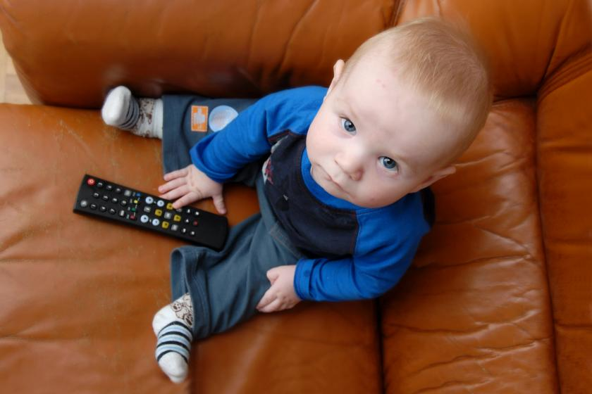 Toddler Television Viewing