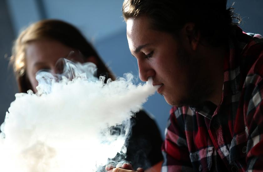 Electronic cigarettes in Tampa