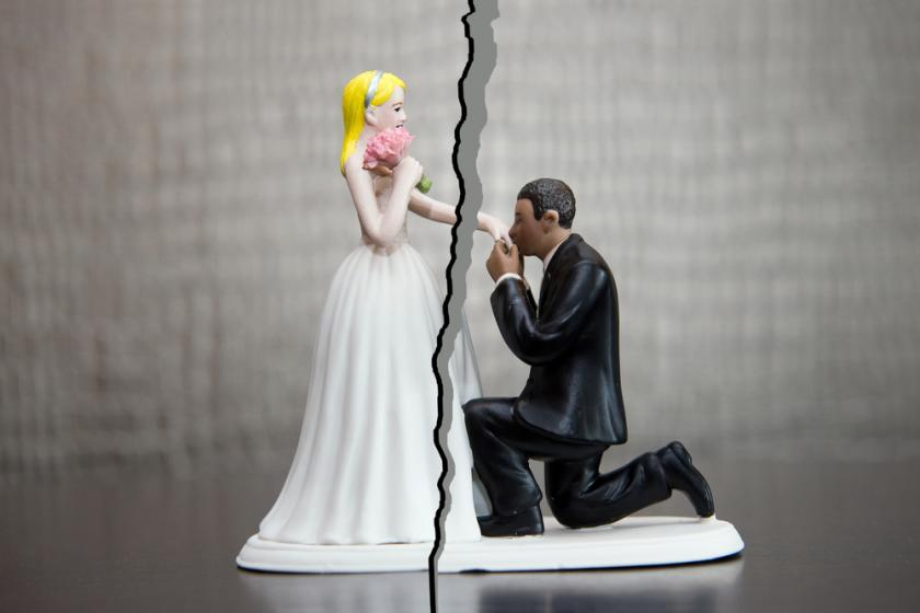 Are early marriages more likely to end up in divorce?