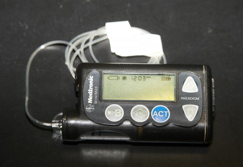 Insulin Pumps Give Kids Better Control Of Type 1 Diabetes Insulin Pump