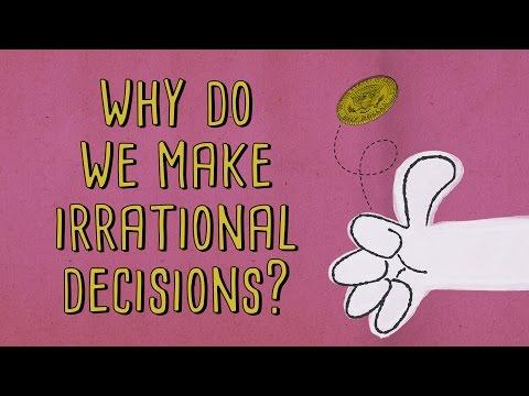 The Psychology Behind Irrational Decision Making Has A Lot To Do With How You Manage Emotions