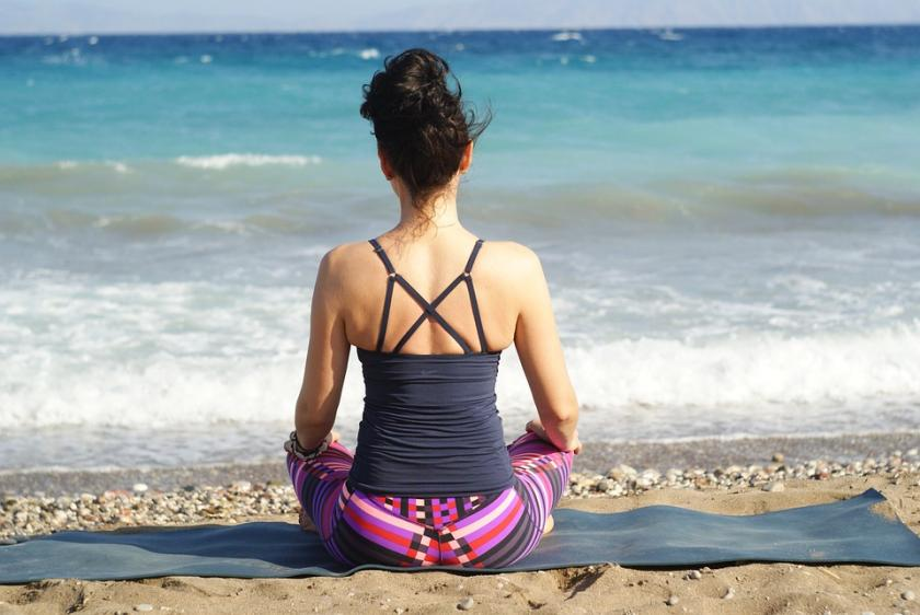 Researchers Say Yoga Effective for Low Back Pain