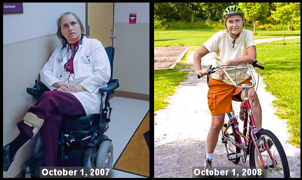 Terry Wahls Before And After MS Diet