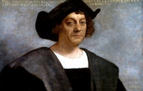 """Famous explorer Christopher Columbus died in 1506 at age 54 after battling """"reactive arthritis."""""""