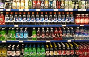 Sugary Drinks May Increase Kidney Stone Risk