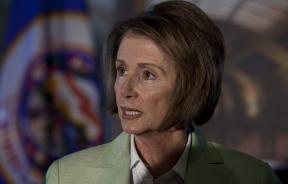 Democratic House Representative, Nancy Pelosi Calls Abortion, 'Sacred Ground'