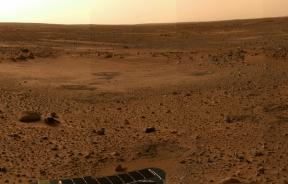 Mars Had Oxygen-Rich Atmosphere 4,000M Years Ago