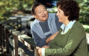 Older Couples Tend To Handle Conflicts By Avoiding Them Altogether