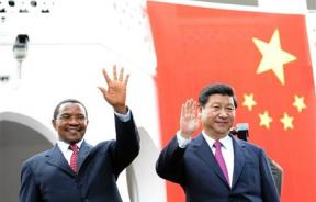 China and Tanzania